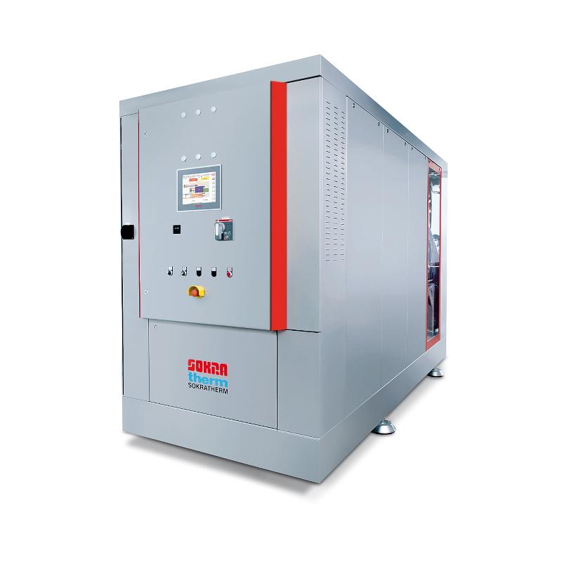 BHKW-Kompaktmodul der 200 kW-Klasse