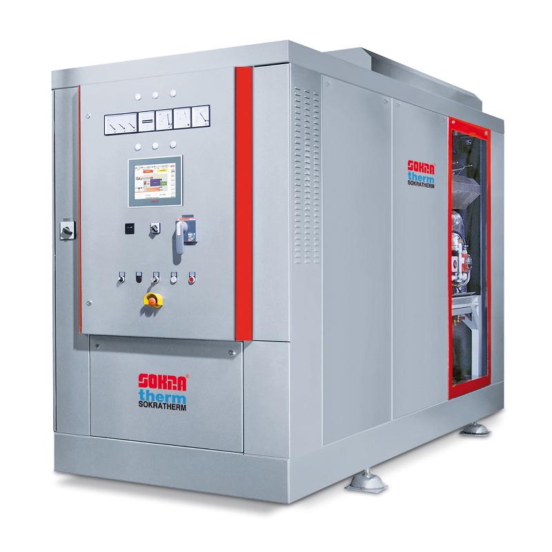 BHKW-Kompaktmodul der 400 kW-Klasse