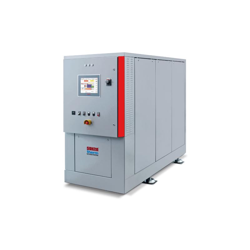 BHKW-Kompaktmodul der 50 kW-Klasse