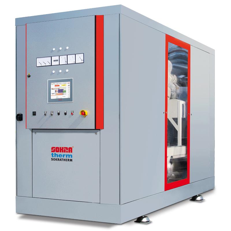 BHKW-Kompaktmodul der 500 kW-Klasse