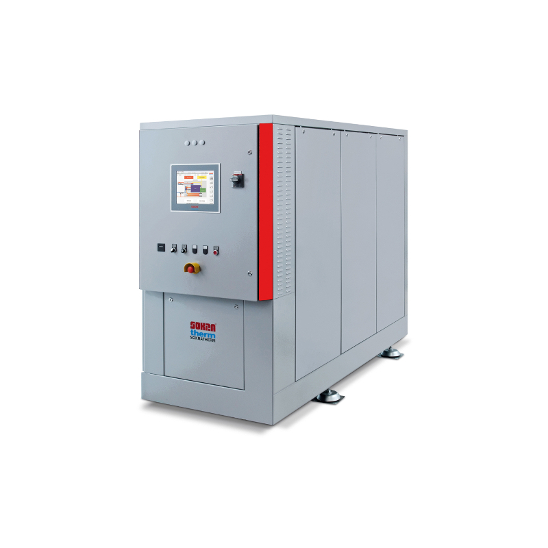 Compact CHP unit 50 kW class